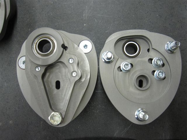 Acura RSX Cast camber plates